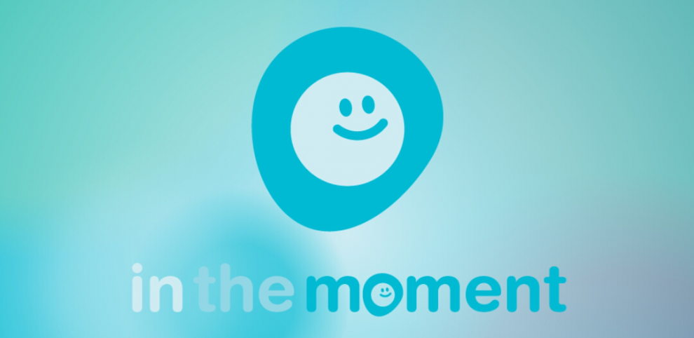 """""""In the Moment"""" Mindful Eating App"""